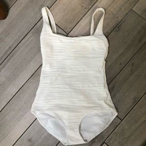 Gottex one piece swimsuit.   LL130